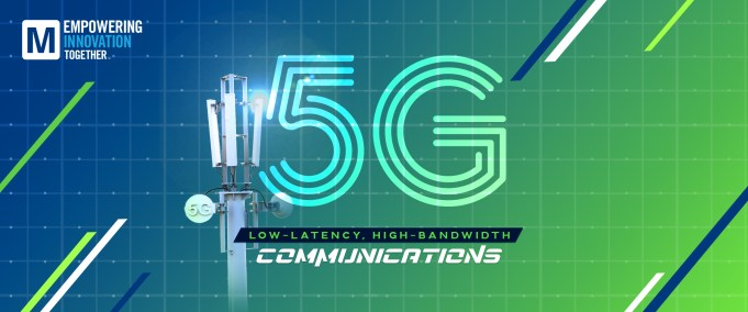 Mouser Electronics Unveils '2021 Empowering Innovation Together' Program with Debut Podcast on 5G Tech