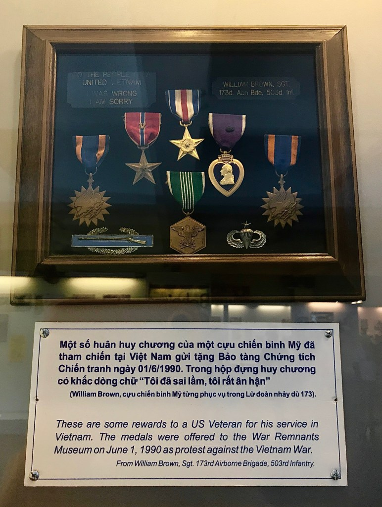medals from us soldier