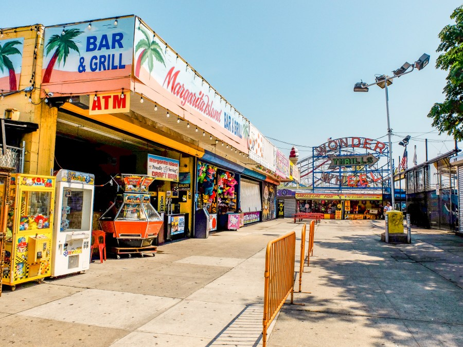 Margarita Island in Coney Island