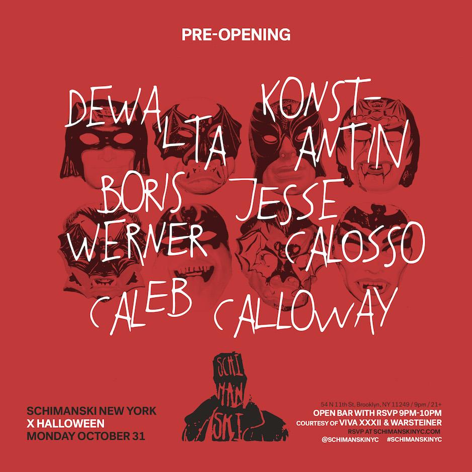 Schimanski NYC Nightclub Set to Open Its Doors in Williamsburg ...