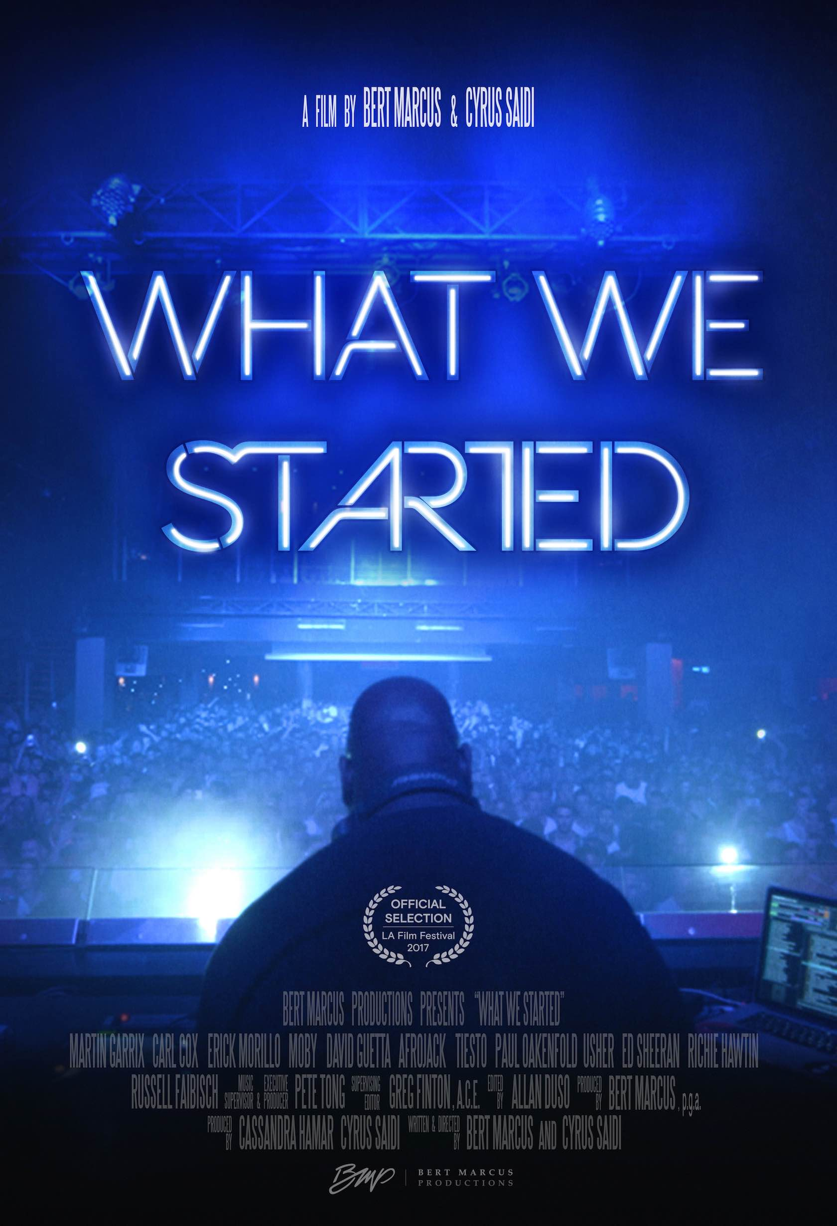 "Here's When & Where to Stream the ""What We Started"" Documentary"
