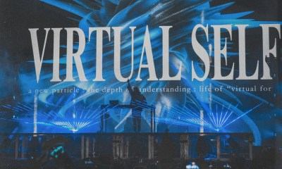 virtual self, porter Robinson, utopia tour