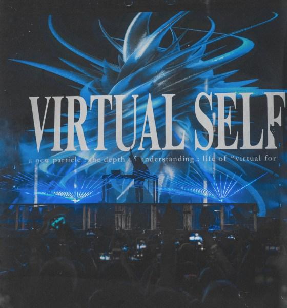 virtual self, porter Robinson, utopia tour