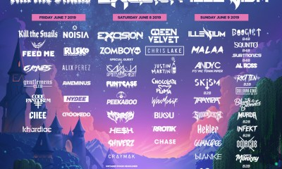 ever after fest, ever after music festival, ever after festival 2019, excision, millennium