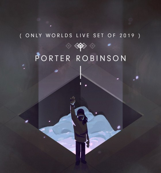 porter Robinson, second sky
