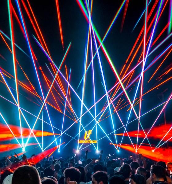 laserface, gareth emery, Brooklyn mirage