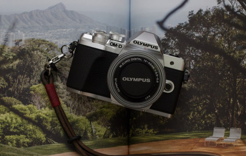 Olympus OM-D E-M10 Mark III Feature