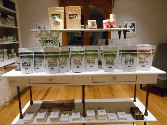 HelVeg vegan shop in Geneva, Switzerland