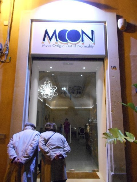 MOON - vegan restaurant in Siracusa, Sicily