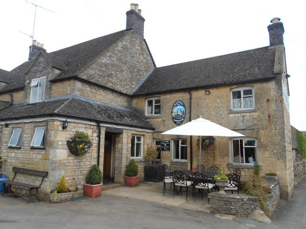 The Black Horse Inn Naunton Cotswolds
