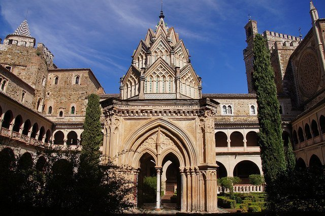 Monastery of Our Lady of Guadalupe, Spain