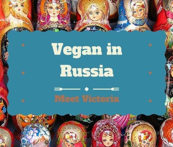 Vegan in Russia