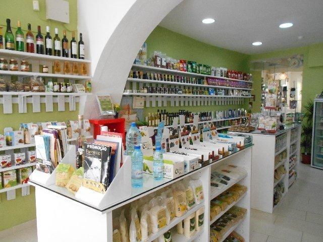 Jardim do Chá health food store