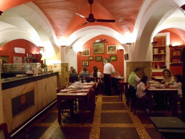 Café Alentejo - traditional restaurant in Évora