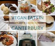Vegan Eats in Canterbury