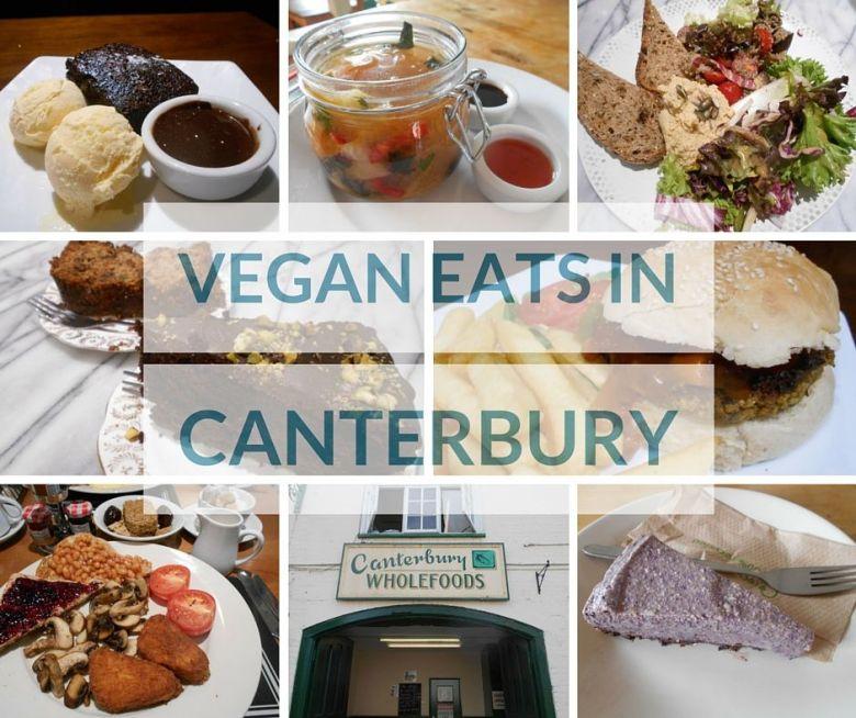 Vegan Eats in Canterbury