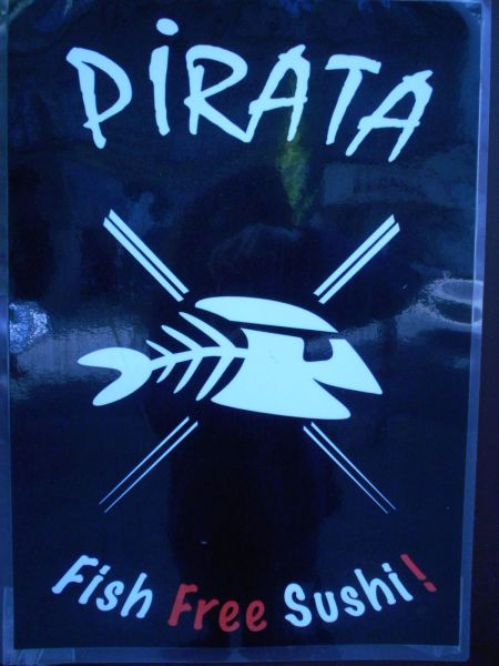 Vegan sushi in Vienna, Austria - vegan travel
