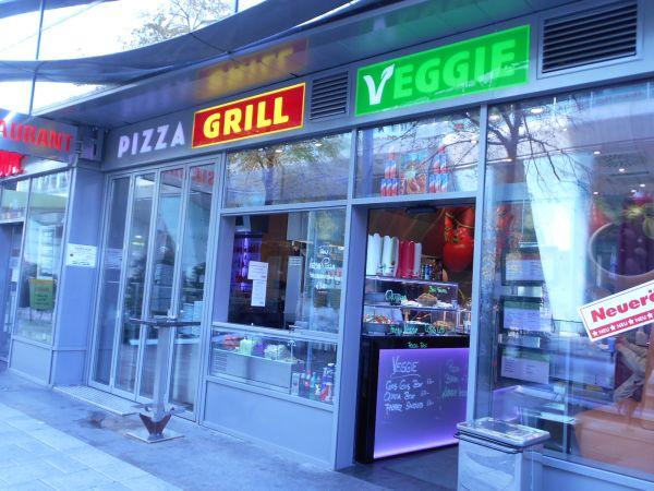 Vegan-friendly kebab joint in Vienna, Austria - vegan travel