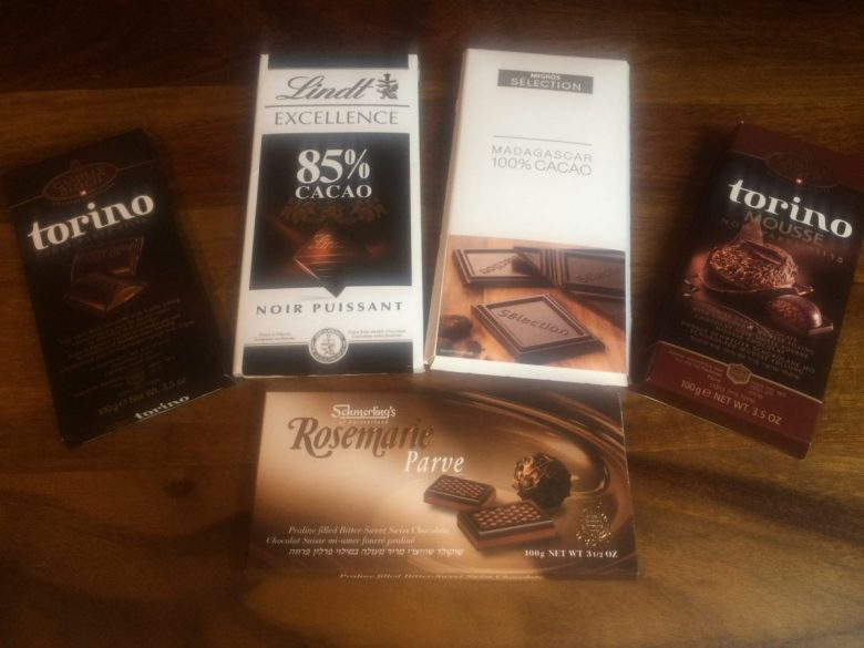 Swiss Chocolate - vegan in Switzerland