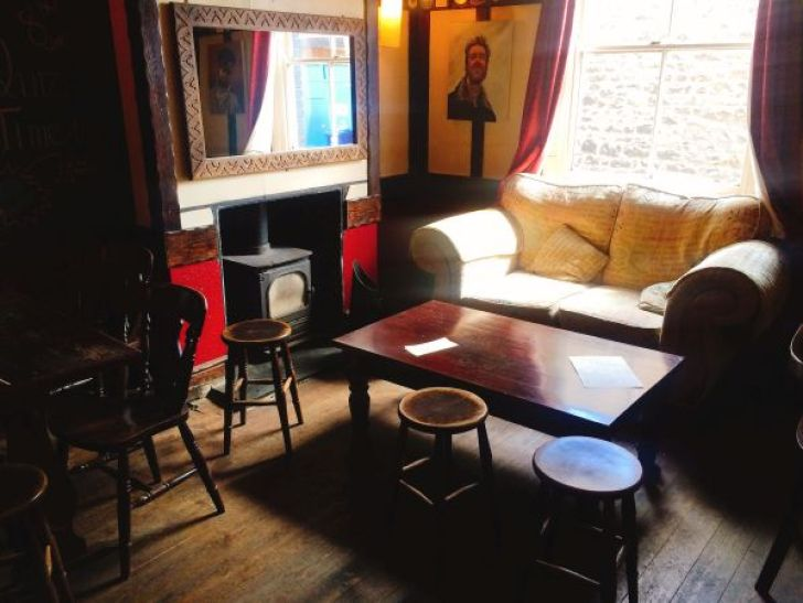 The Gardener's Arms, Oxford UK - May Morning