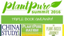 Plant Pure Summit book giveaway