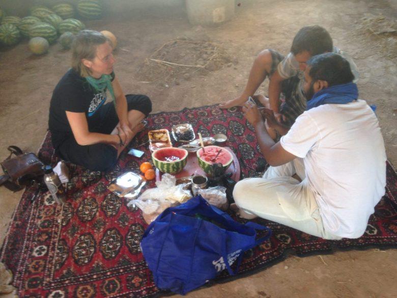 vegan picnic - how to be vegan anywhere