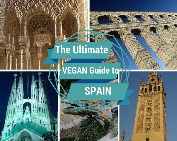 Ultimate Vegan Guide to Spain - vegan on the Camino de Santiago