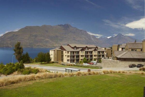 Hotel Heritage New Zealand - vegan hotel