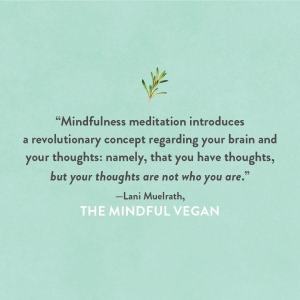 mindful-vegan-quote-mindful eating for vegans