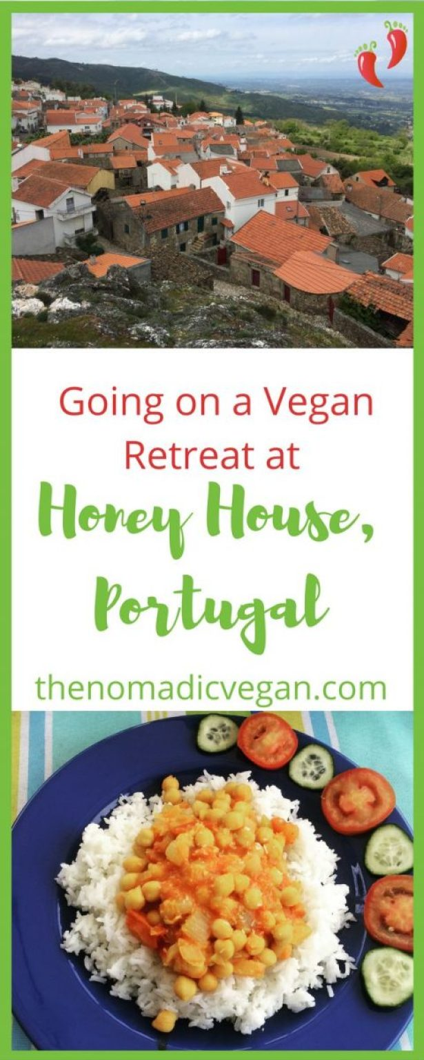 Going on a Vegan Retreat at Honey House in Northern Portugal