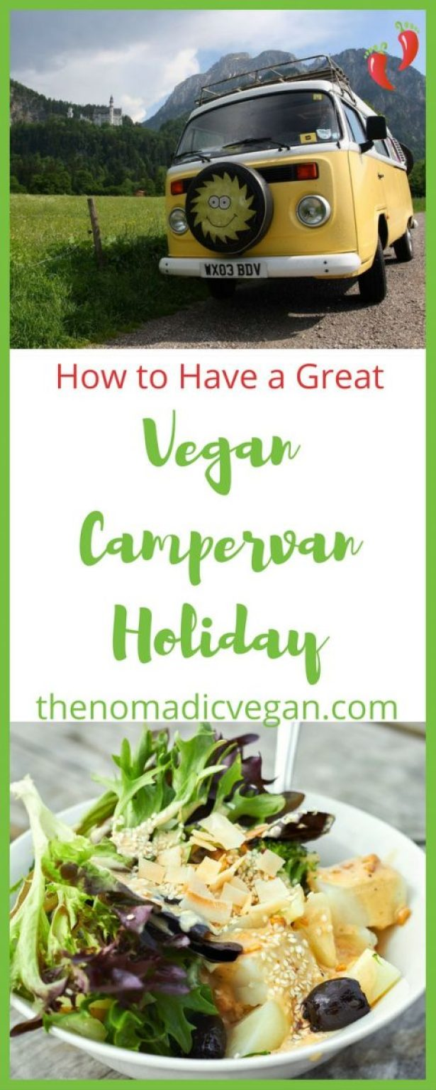 How to Have a Great Vegan Campervan Holiday