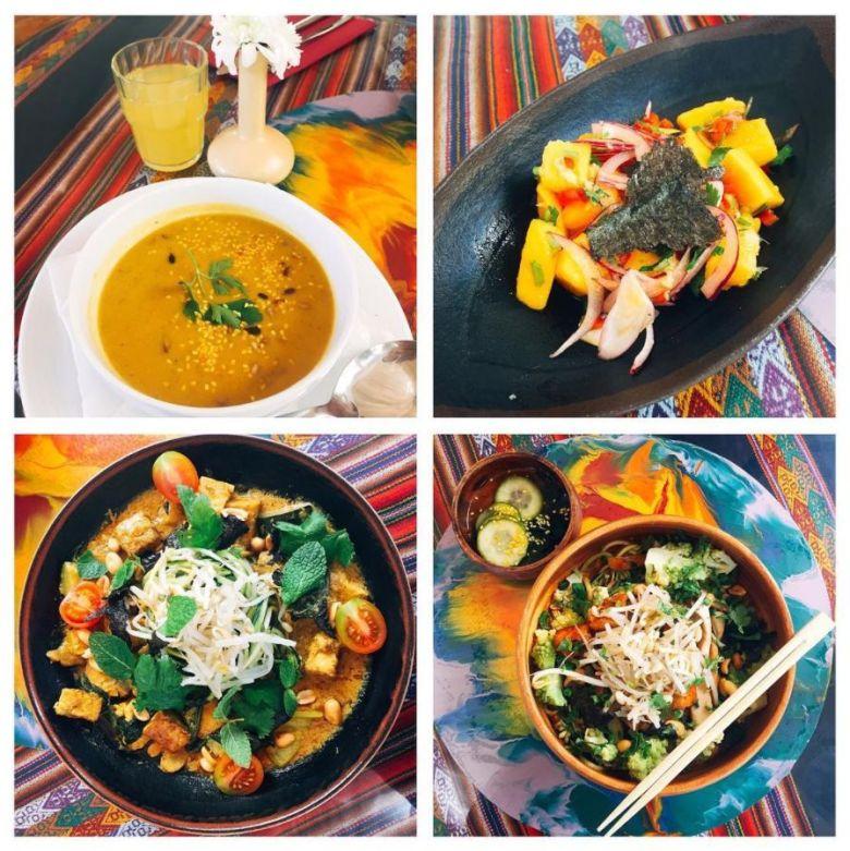 PSI - vegetarian Lisbon restaurant