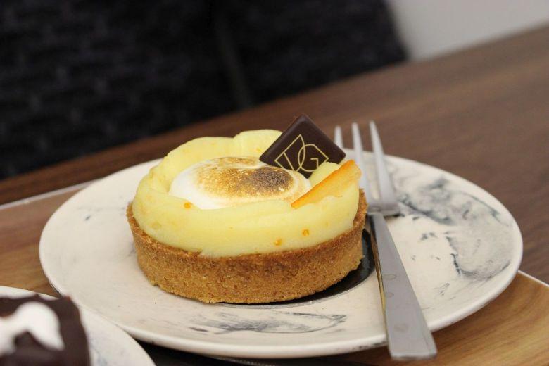 VG Pâtisserie - pastries in vegan Paris