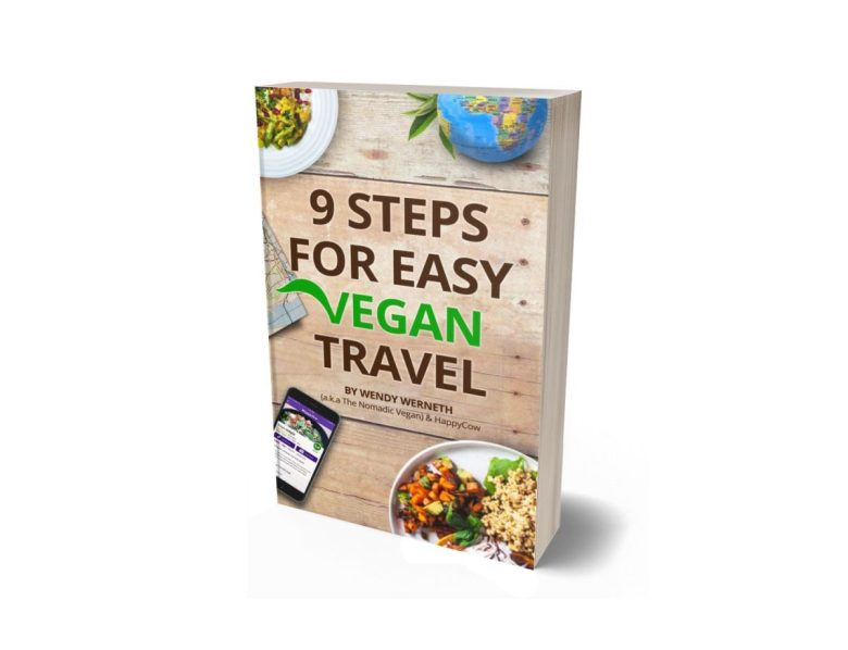 9 Steps for Easy Vegan Travel