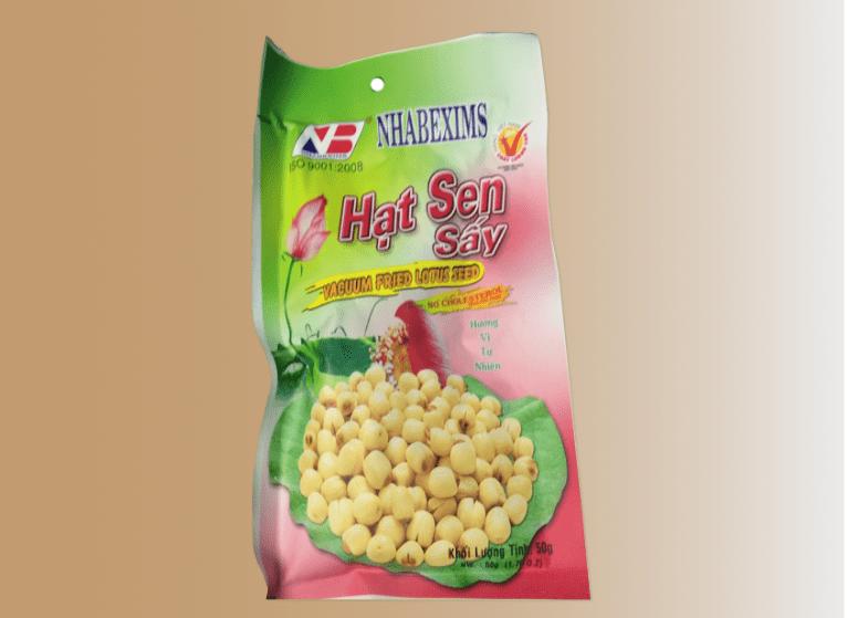 lotus-seeds - traditional Vietnamese food