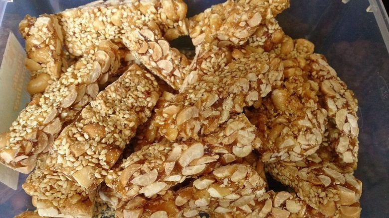peanut-candy - traditional Vietnamese food