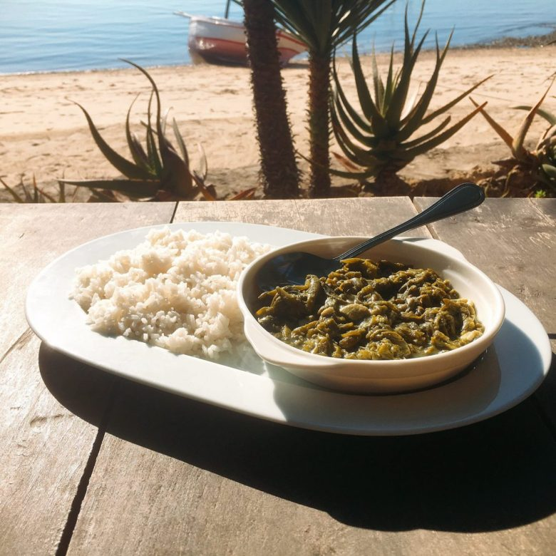matapa de siri siri - edible sea plants