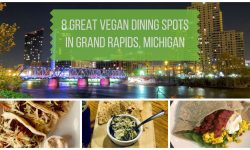 8 Great Places for Vegan Food Grand Rapids, Michigan