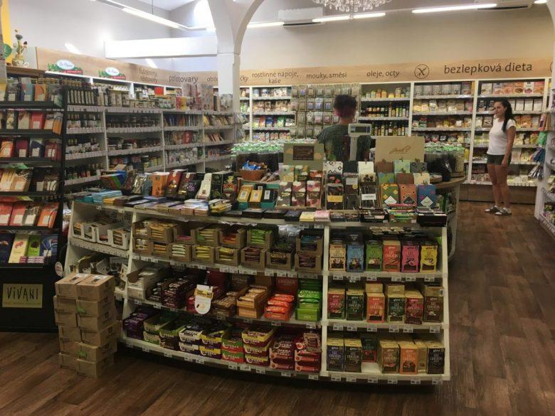 Zdravá Výživa - health food store Brno