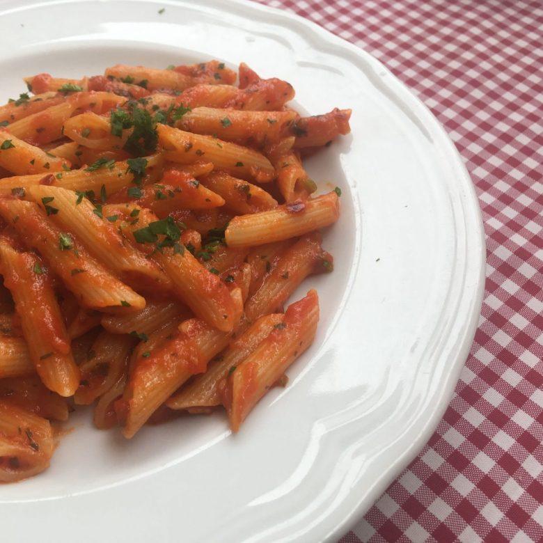 Taverna della Scala - vegan restaurant in Trastevere