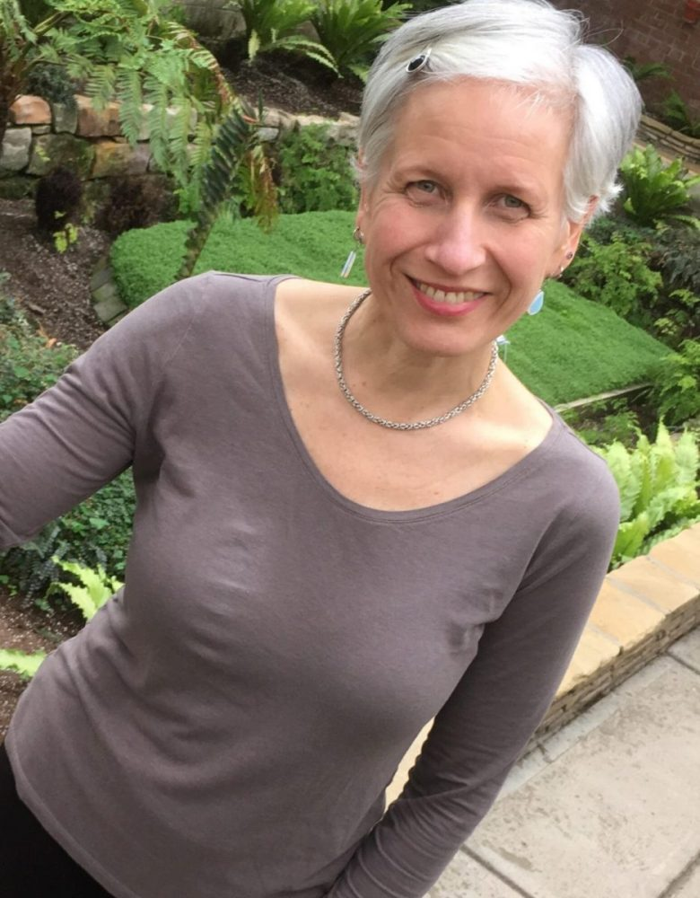 Jeanne Petrus-Rivera vegan in Querétaro Mexico