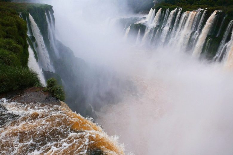 Garganta del Diable Iguazú Argentina