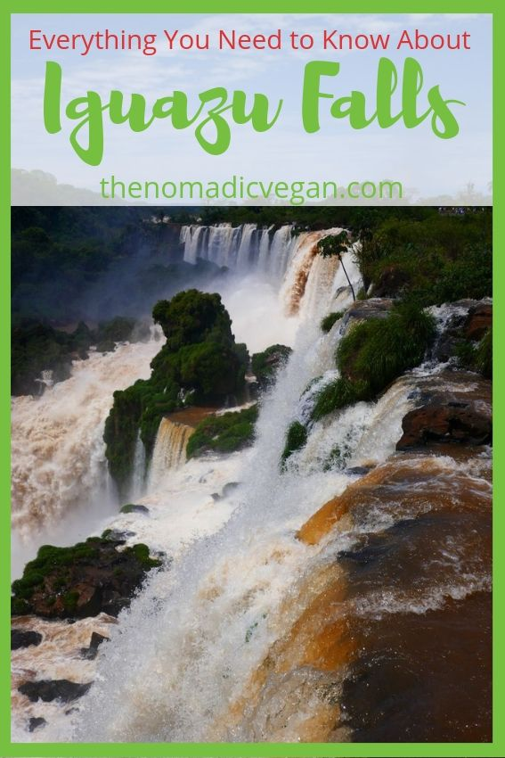 Everything You Need to Know about Iguazu Falls Brazil and Argentina