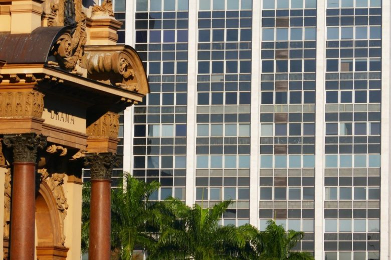 Theatro Municipal - Sao Paulo landmarks