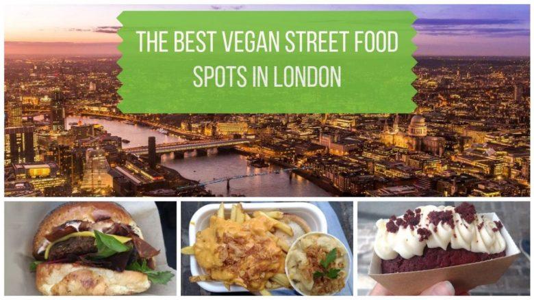 Vegan Street Food London