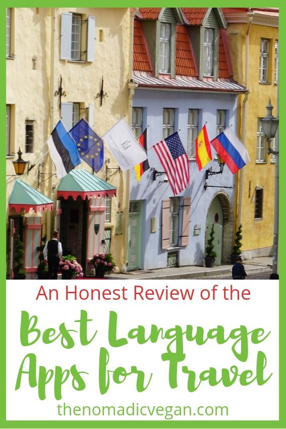 An Honest Review of the Best Language Apps for Travel