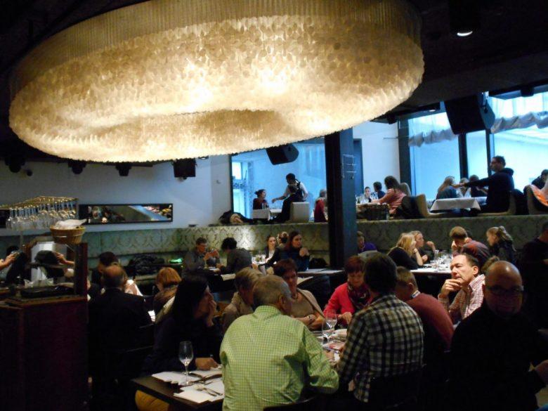 Hiltl vegetarian restaurant Zürich