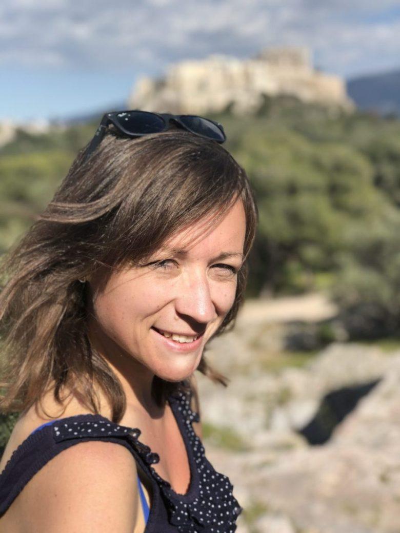 Gosia Mobbs author of vegan restaurants Cusco guide