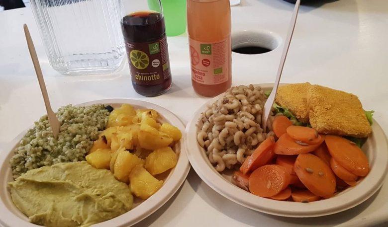 'O Grin Vegan Restaurant Naples Italy