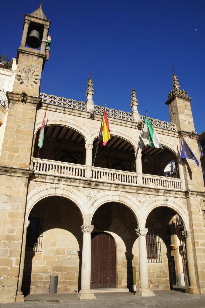 Plasencia Town Hall